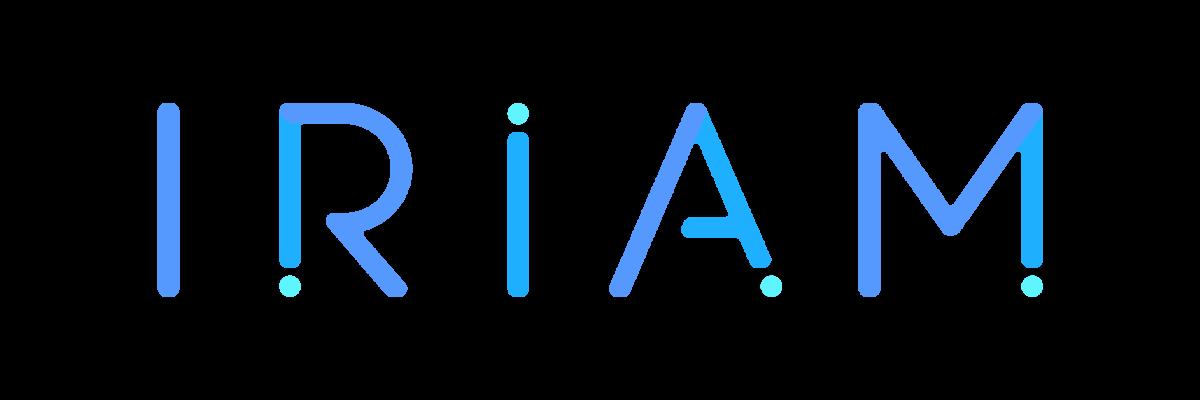 IRIAMロゴ