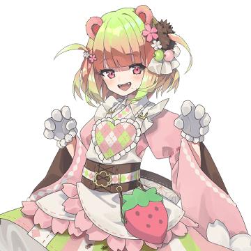 葉桜さくら